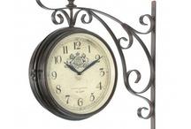 Vintage clocks and stuff