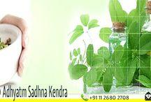 Naturopathy / Naturopathy Center @ Adhyatm Sadhna Kendra