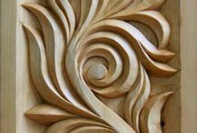 woodcarving ornament