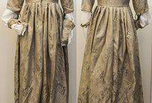 Malcontenta / Bilder och kläder som inspiration till lajvet Malcontenta.