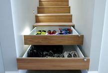 Storage and multi purpose spaces