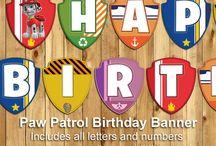 Banner di compleanno