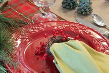 Christmas - Red and Green / by Jacqueline Griffin