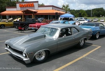 Car Show: Casselberry, FL (6-17-2012) / Father's Day Cruise In at Hooters Restaurant in Casselberry, Florida. June 10, 2012.
