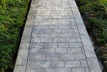 walkway driveway