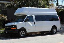 Vans and rvs
