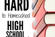 Homeschool High School / Resources and assistance on ways to homeschool high school.