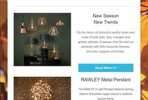Updates & Info / Seasonal trends at the quality lighting shop, Lighting R Us