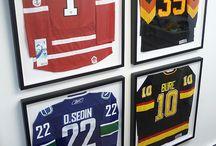 Framing jersey