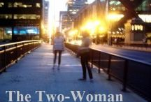 """The Two-Woman Crusade to... / Founded in 2009, """"The Two Woman Crusade,"""" (aka 2WC) started out as a kind of writing experiment.  In need of a creative outlet, two writers, sisters and soon to be blogging crusaders (Zer and Stephanie) set out to take on the world…one blog at a time...Click through for full posts...you'll be glad you did. / by Stephanie Malkus"""