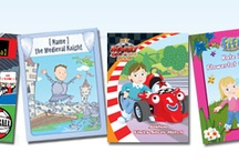 Personalised Books / Fab personalised books - where your children star in the words and pictures. Including Peppa Pig  and other books from penwizard / by Penwizard
