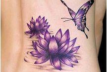 Tattoos / by Dana Gand