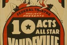Vaudeville project