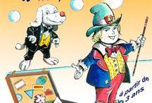 Peter Din en spectacle de magie pour enfants / Le Magicien Voyageur en images, un spectacle très jeune public, visible à l'Alambic Comédie Paris 18e