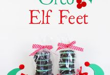 christmas edible treats