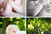 Six month baby photo ideas / by MikeNjen Scott