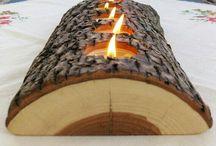 Jobba med trä