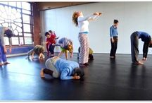 Body and dance Therapy/ Beden ve Hareket Terapisi
