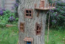 casa de adas madera