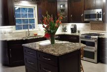 Robert & Debra's Kitchen / A kitchen remodel completed Summer of 2013