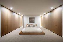 Bedrooms / Studys - interiors
