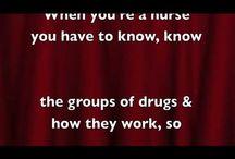 Crazy Nurses / by Chelsea Blackmon
