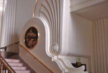 Арт деко стиль, дизайн интерьера г.Москва / На данной странице дизайнер интерьера Николай Бахтинов  представляет стиль Арт деко. #artdeco