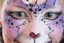 eBooks face painting / my face painting eBooks available here: www.ambah.com.au / by Ambah O'Brien
