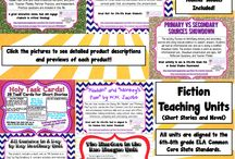 intervention / reading and writing