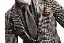 Mature men fashion