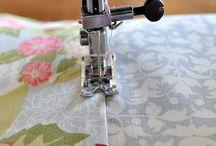 Crafts: Sew it, Tutorials / Sewing techniques and tutorials
