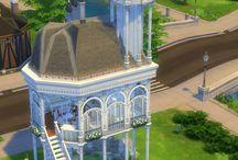 Sims 4 inspiration