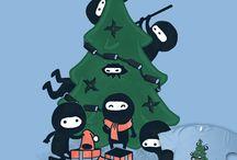 Christmas Ninjas