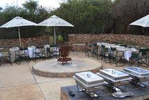 Baralong Kraal at Thaba Tshwene Game Lodge / .
