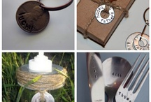 Stamped Metal Ideas / by Kerry ONeal