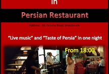 Persian 1001 Nights Party