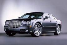 Chrysler 300C Wedding Car Hire Sydney