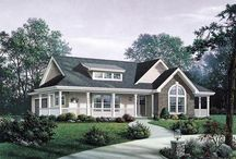 1 level house plans