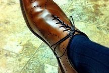 Shoe-in / Men's shoes / by Kevin Gough