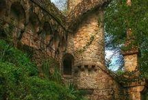 Замки старинные