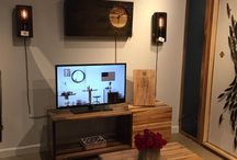 High Point Furniture Market / We saw some cool new stuff at Market! Some of these new items will be at a Walls near you soon... #hptmkt