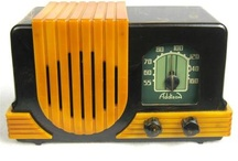Classic Radios / Classic Radio Designs / by Matthew McCluggage