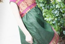 Saree recycle