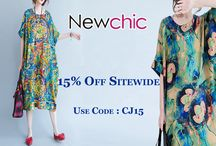 NewChic Coupon & Promo Codes