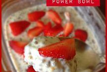 Power Bowls / by Rebecca Yorgason Brown