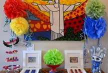BRAZIL / by Crissy's Crafts