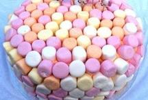marshmellow cake