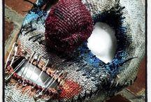 Helloween mask