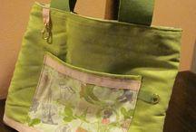 le kokeshibag / sono i miei lavori: tessuti super e lavorazioni personalizzate