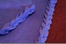 no sew fleece